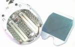 Dual UV / LED lampa. UV: 18 Watt, 6 Watt LED. Nastavitelná doba svícení: 30 sekund, 60 a 120 sekund.